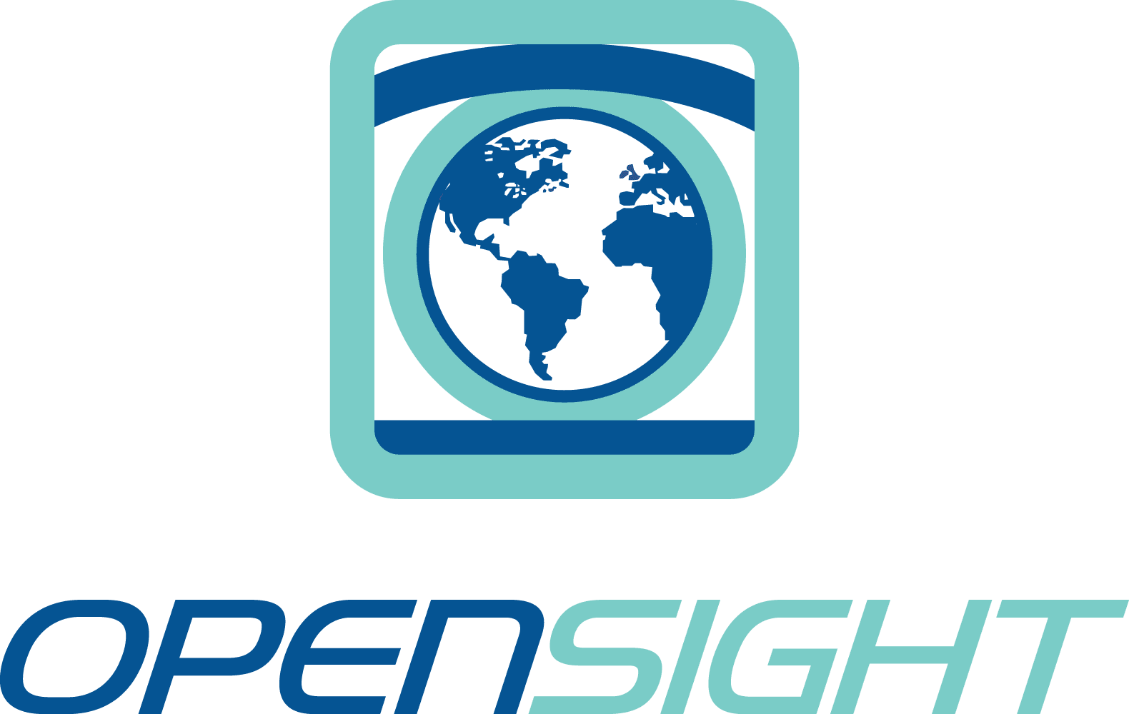 OpenSight Logo, Remote Sensing Intelligence Solutions Software