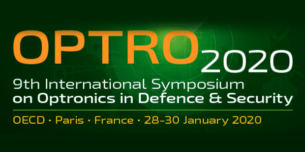OPTRO 2020 in Paris: FlySight team presentation