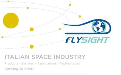 ASI 2020 National Spatial Industry Catalogue: FlySight is inlcuded