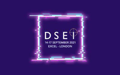 DSEI CONNECT hosts FlySight team